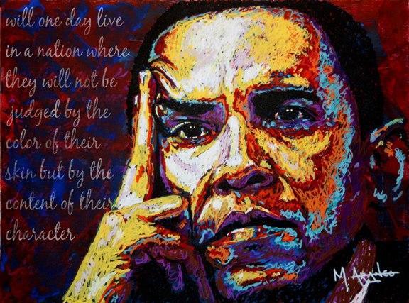 Barack Obama by MArango